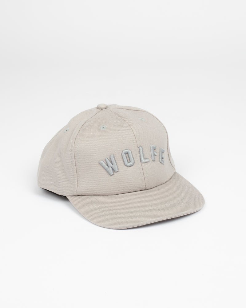 Rossland Snap Back Grey - Hats - Wolfe Co. Apparel and Goods