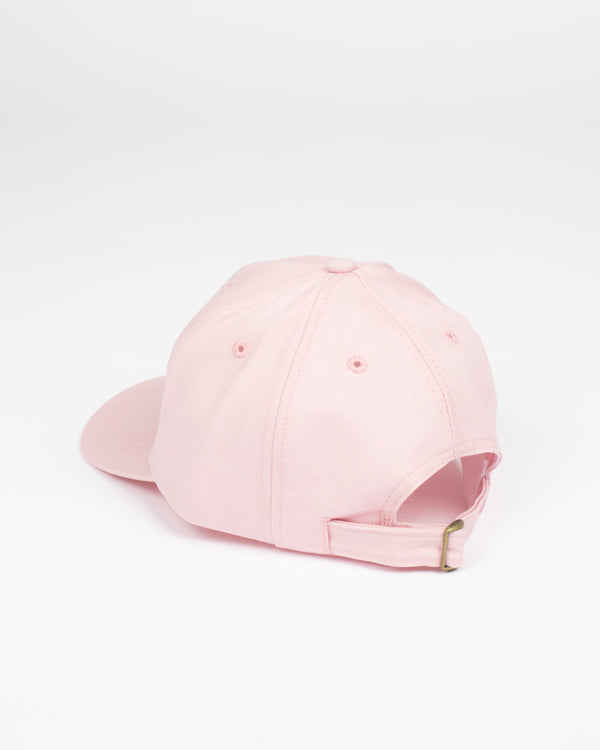 Langley Strap Back Pink - Hats - Wolfe Co. Apparel and Goods