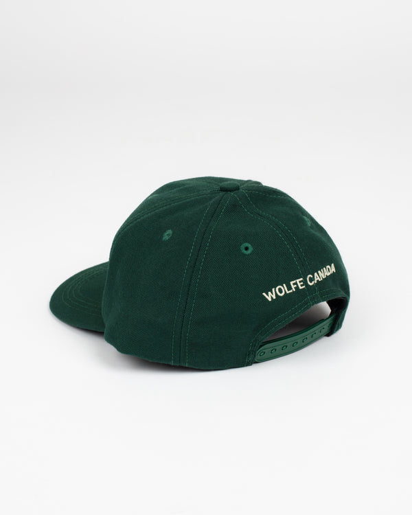 Northern Strong Forest Snap Back - Hats - Wolfe Co. Apparel and Goods