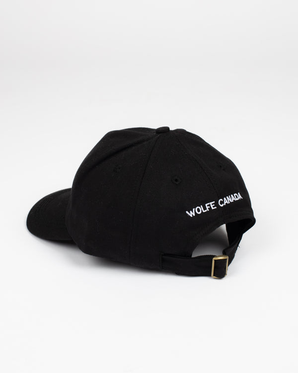 Sorry, Eh? Strap Back - Hats - Wolfe Co. Apparel and Goods
