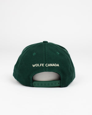 Born in North Forest Snap Back - Wolfe Co. Apparel and Goods