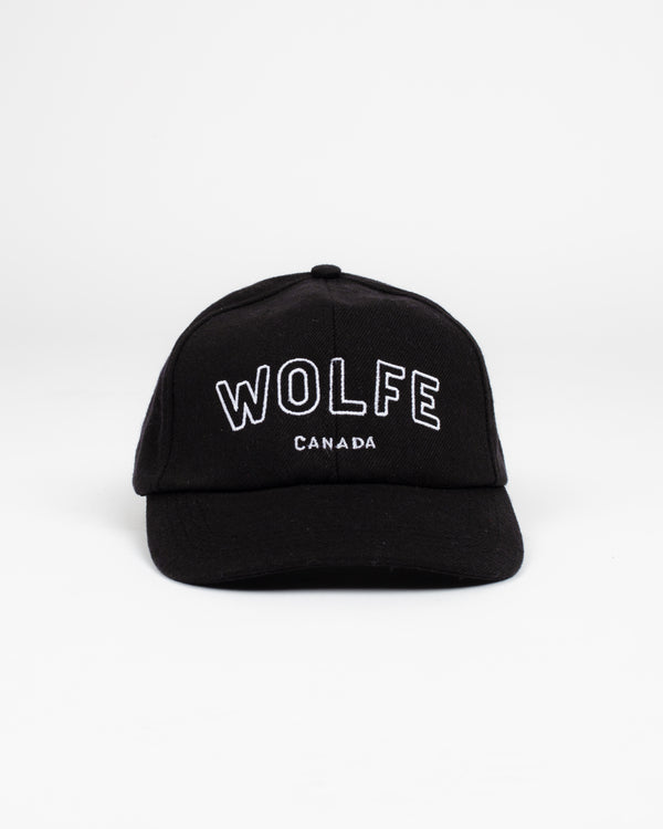 Varsity Snap Back - Hats - Wolfe Co. Apparel and Goods