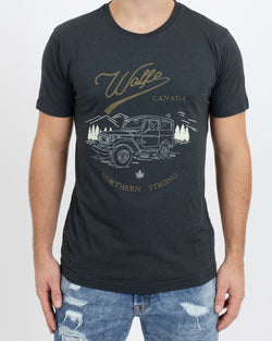 The Defender T-Shirt - Tops - Wolfe Co. Apparel and Goods