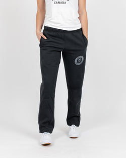 Charcoal Vintage Sweatpants - Bottoms - Wolfe Co. Apparel and Goods