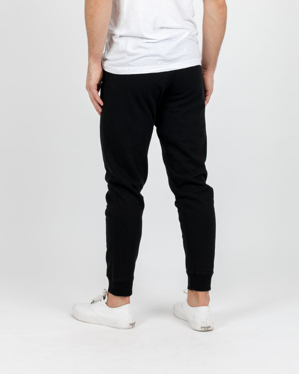 Black Heritage Jogger - Bottoms - Wolfe Co. Apparel and Goods