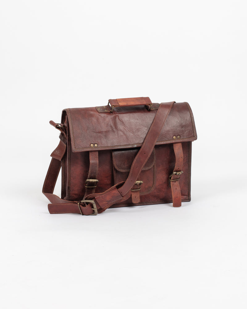 Victoria Satchel - Victoria Satchel - Wolfe Co. Apparel and Goods
