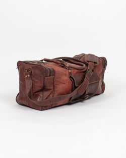 Victoria Square Duffel Bag - Victoria Duffel Bag - Wolfe Co. Apparel and Goods