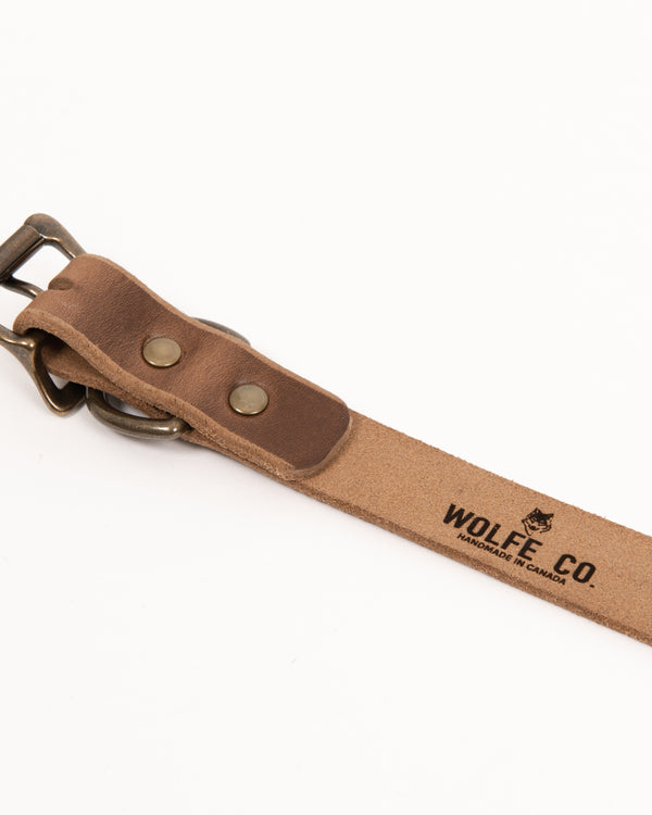 Driftwood Dog Collar - Canines - Wolfe Co. Apparel and Goods