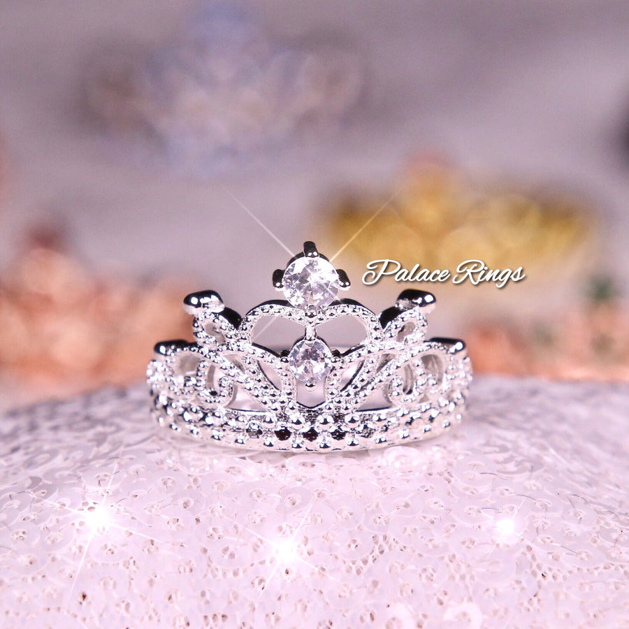 The Princess' Crown - Palace Rings