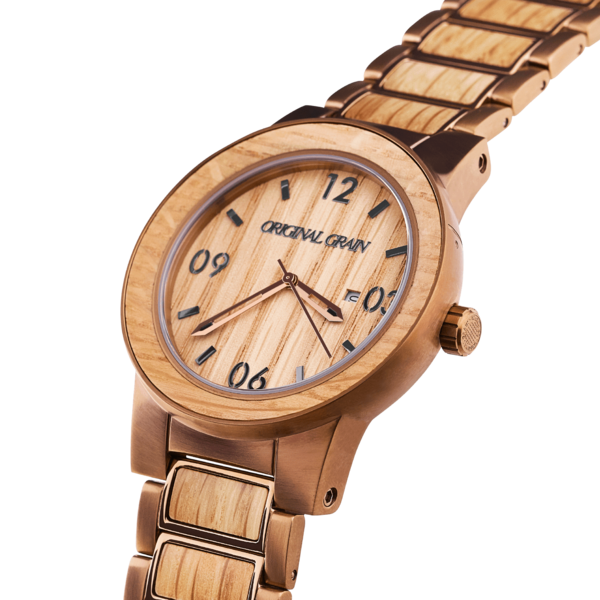 Whiskey Barrel 47mm by Original Grain