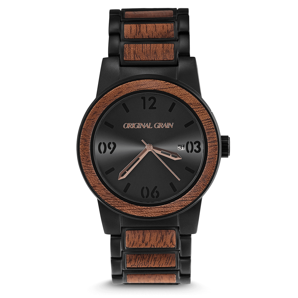 Sapele Black Barrel 42mm by Original Grain
