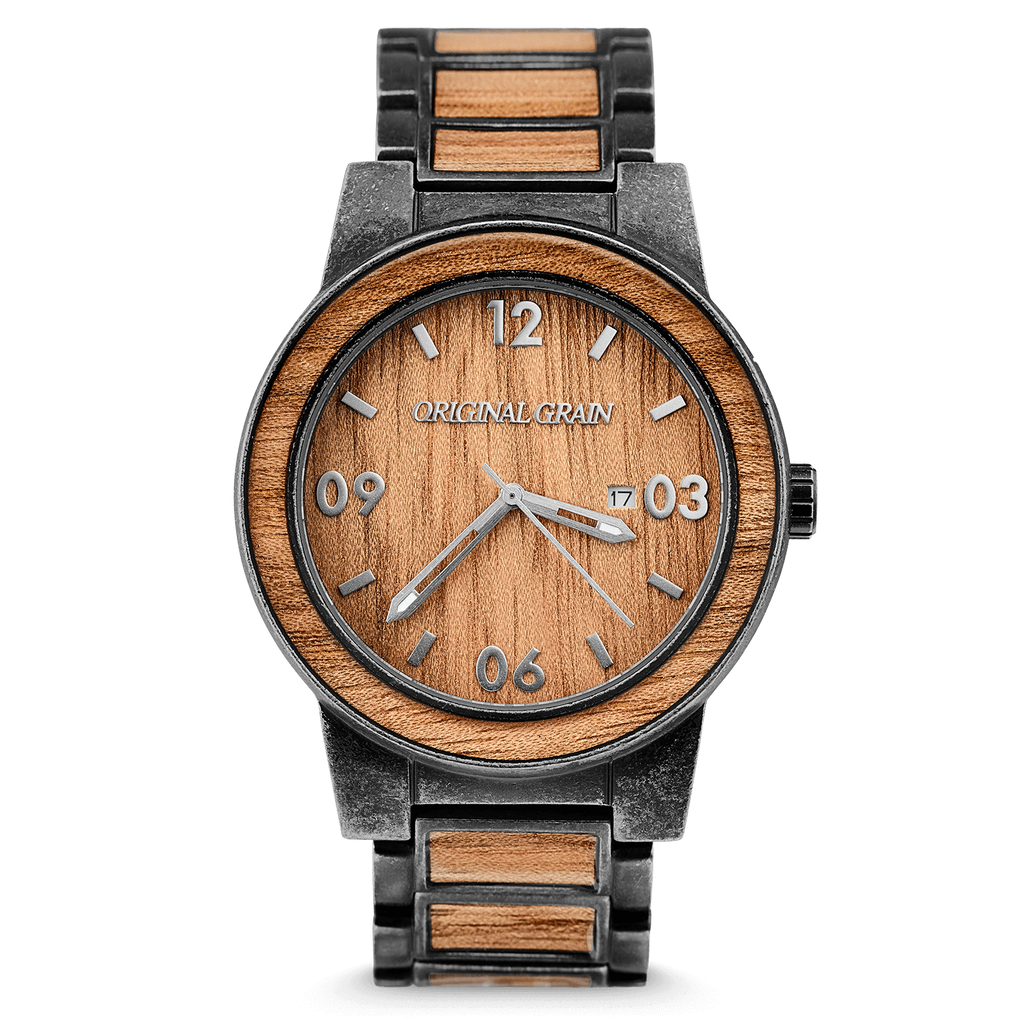 Koa Stonewashed Steel Barrel 47mm