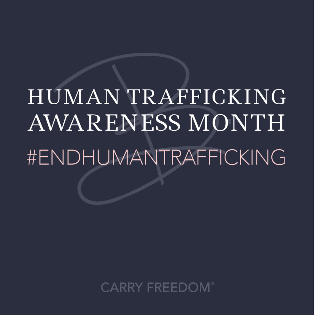 #ENDHUMANTRAFFICKING | 5 WAYS YOU CAN MAKE A DIFFERENCE
