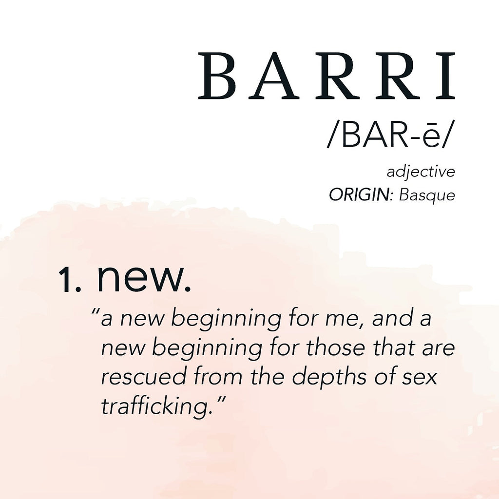 MEANING OF BARRI