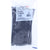 "Hellermann Tyton Zip Ties - 11.75"", 50lb, 100 Pack, Black - T50I0C2"