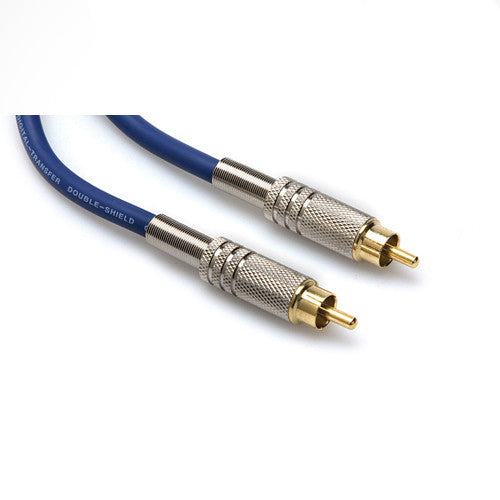 Hosa S/PDIF Cable, RCAM to RCAM, 6' - DRA-502 - Neon Production Supply