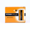 Duracell Procell C Batteries, 12 Pack - Neon Production Supply