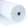 Duvetyne - 100yd x 54in Roll, 8oz, White - Neon Production Supply