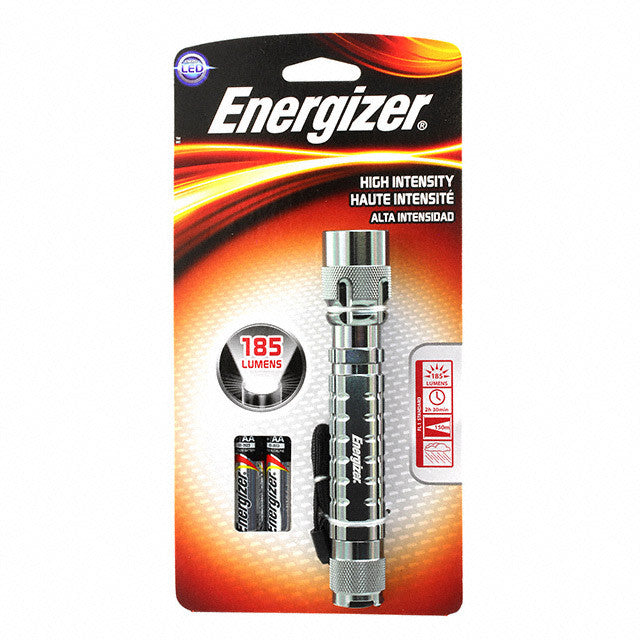 Energizer High Intensity 150 Lumen Flashlight - EMHIL21E - Neon Production Supply