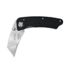 Gerber Edge Utility Knife - Black Aluminum Handle, G666 31-000666 - Neon Production Supply