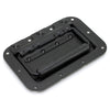 "Penn Elcom Recessed Handle - 4"" x 6"", Black, 9/16"" Grip - H7151K - Neon Production Supply"