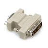 Hosa Adaptor - VGA DE15F to DVI-IM, Inline - NDV-431 - Neon Production Supply