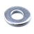 Penn Elcom 3/16 Rivet Backing Washers, 100 Pack