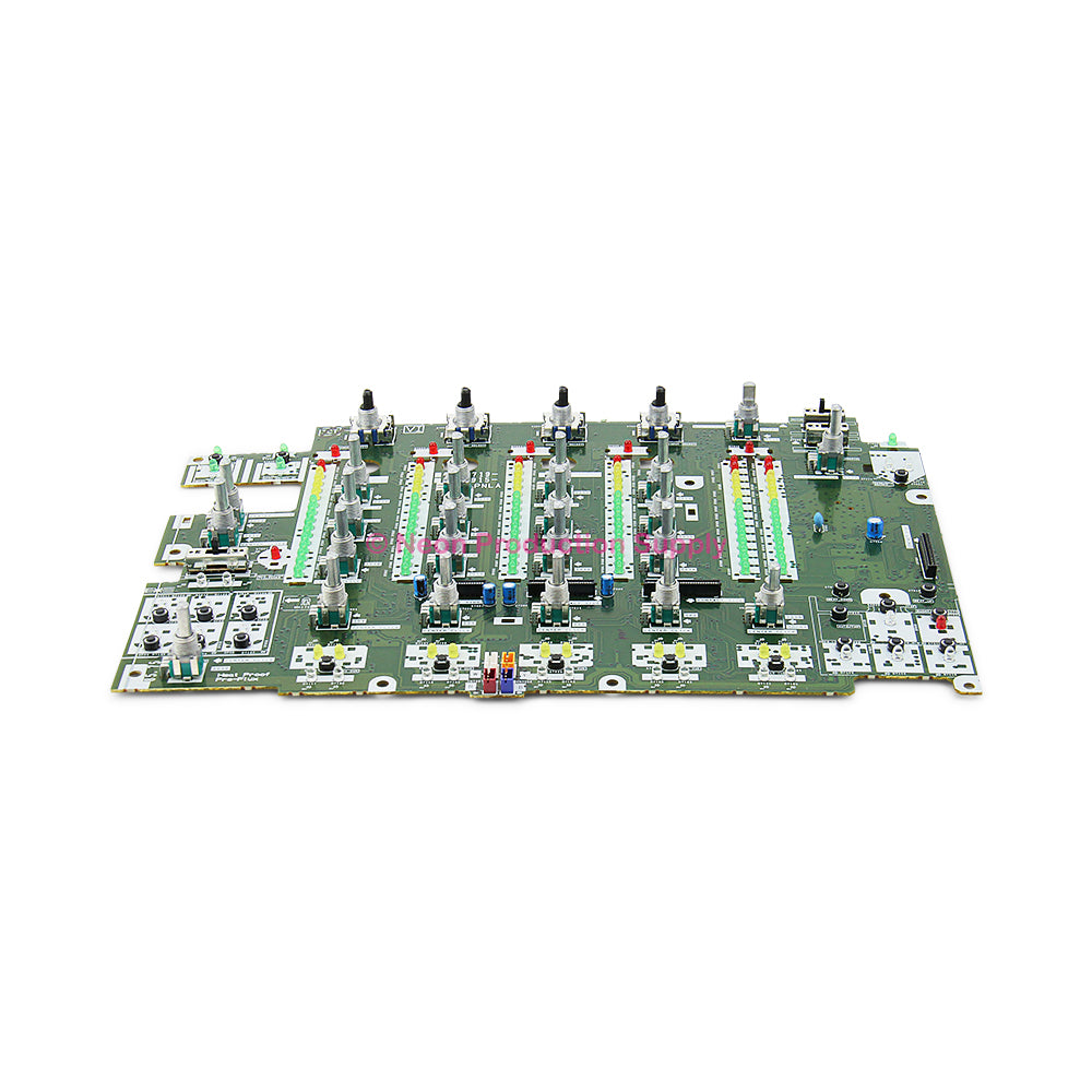 Pioneer DWX3719 Control Assy, PanelA Top - Neon Production Supply