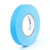 "Pro Gaff Tape - 1"" X 50yd, Neon Blue - Neon Production Supply"