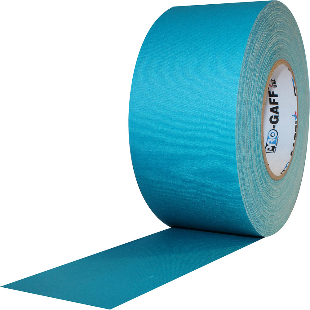 "Pro Gaff Tape - 3"" x 55yd, Teal"