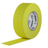 "Pro Gaff Tape - 2"" X 55yd, Yellow - Neon Production Supply"