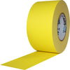 "Pro Gaff Tape - 3"" x 55yd, Yellow - Neon Production Supply"