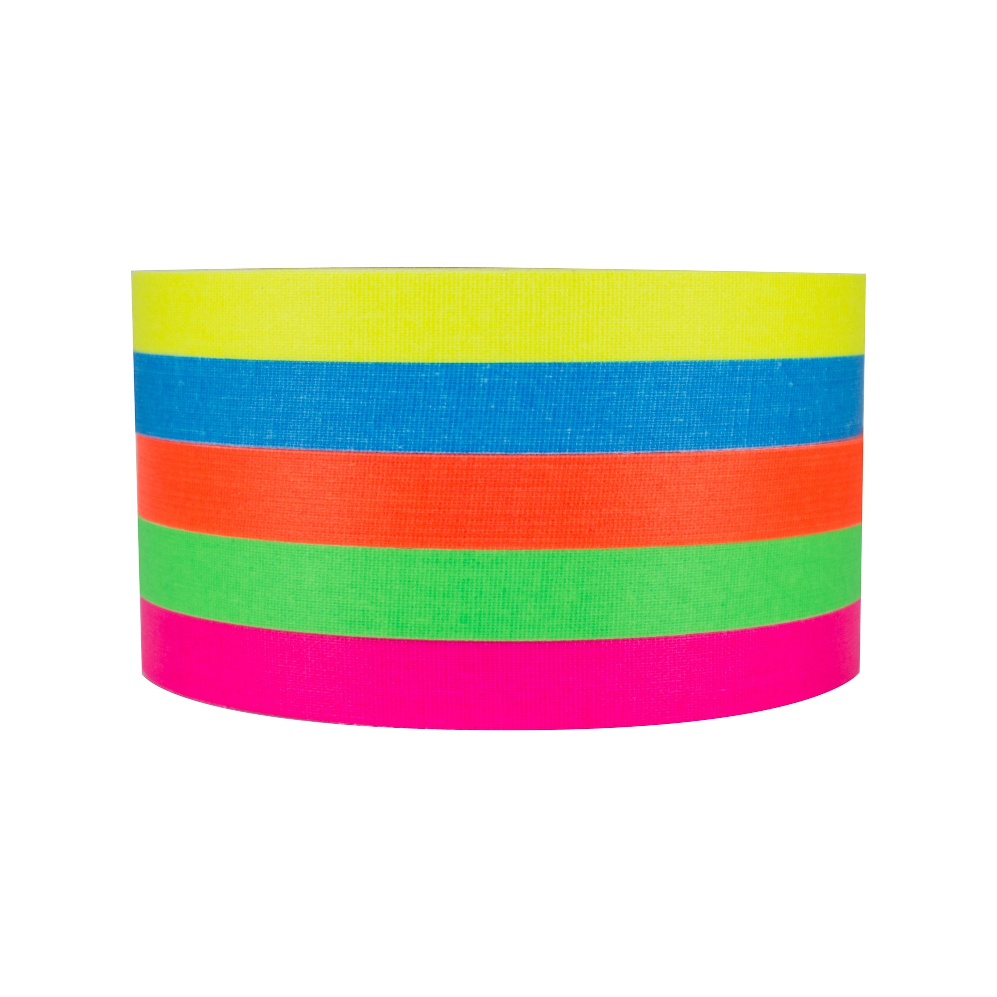"Pro Gaff Spike Stacks - 1"" x 20yd, 5 Fluorescent Colors - Neon Production Supply"