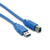 Hosa USB Cable - Type A to Type B, USB 3.0, 3' - USB-303AB