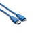 Hosa USB Cable - Type A to Type C, USB 3.0, 3' - USB-303AC