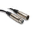 Hosa Microphone Cable, XLR3F to XLR3M, 3' - XLR-103