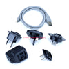 dBbox2 Universal Mains Power Adaptor Kit - Neon Production Supply