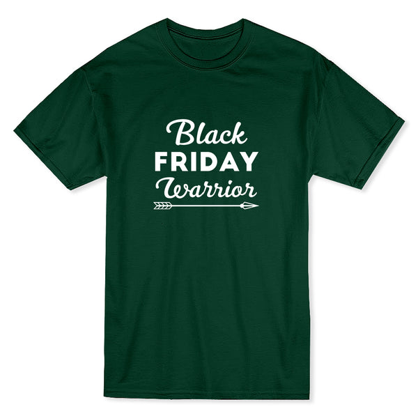 Black Friday Warrior Men's T-shirt
