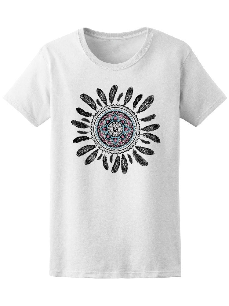 American Indian Dream Catcher Women's Tee - Image by Shutterstock