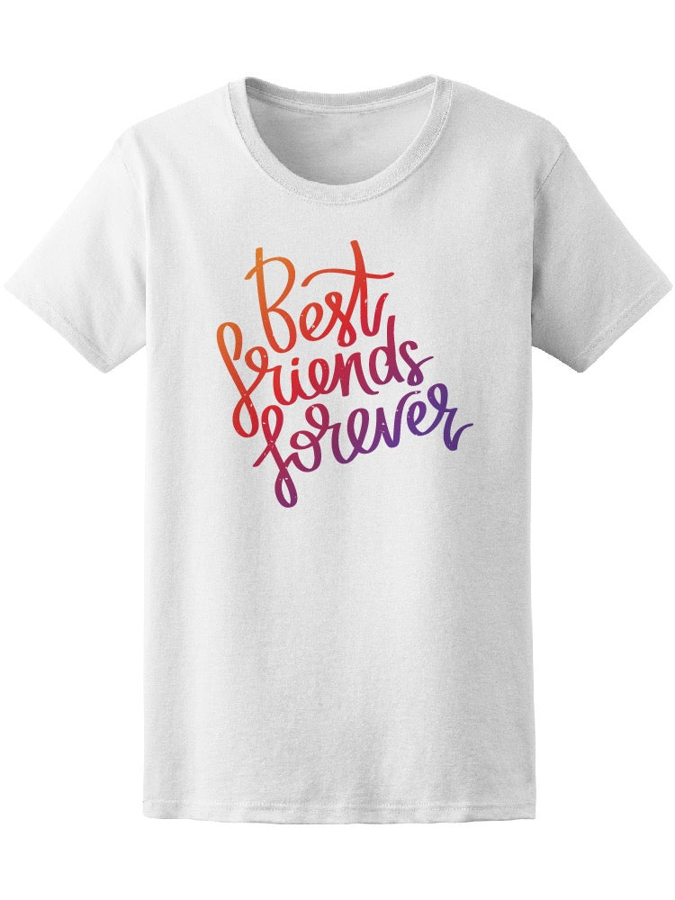 Best Friends Forever Tee Women's -Image by Shutterstock