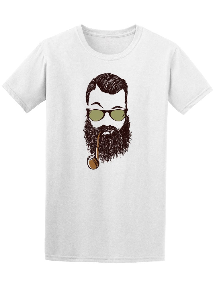 Bearded Man In Sunglasses Tee Men's -Image by Shutterstock