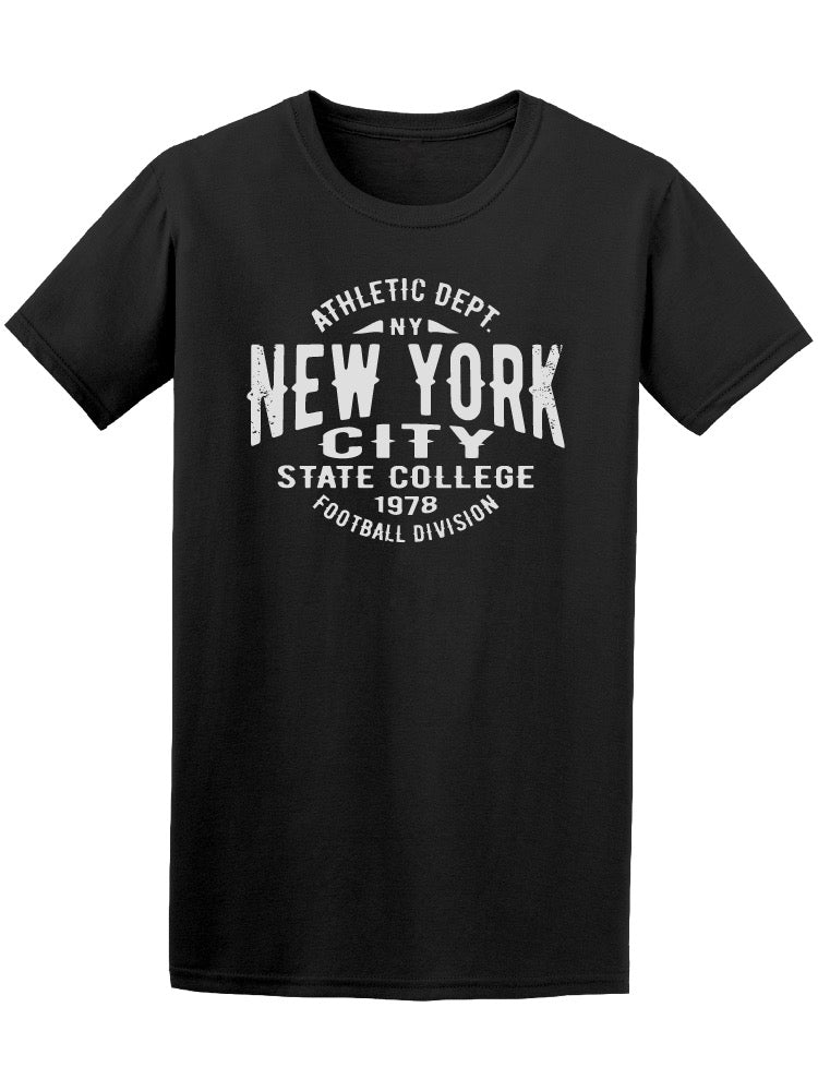 Athletic Dept New York City Tee Men's -Image by Shutterstock