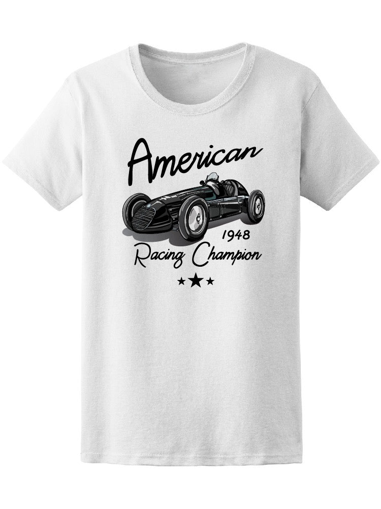 American Racing Champion 1948 Tee Men's -Image by Shutterstock