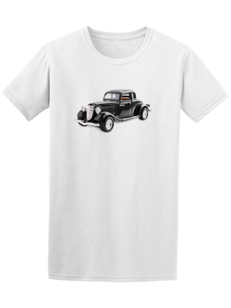 Antique Model Cool Vintage Car Tee Men's -Image by Shutterstock