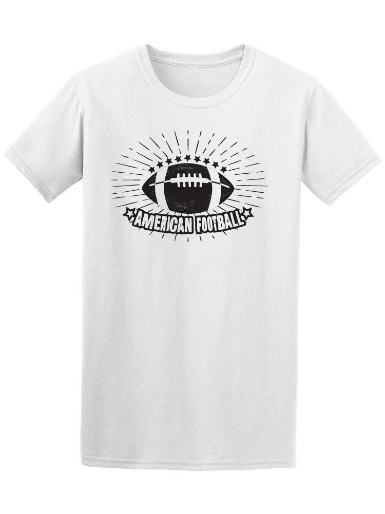 American Football Lovers Tee Men's -Image by Shutterstock