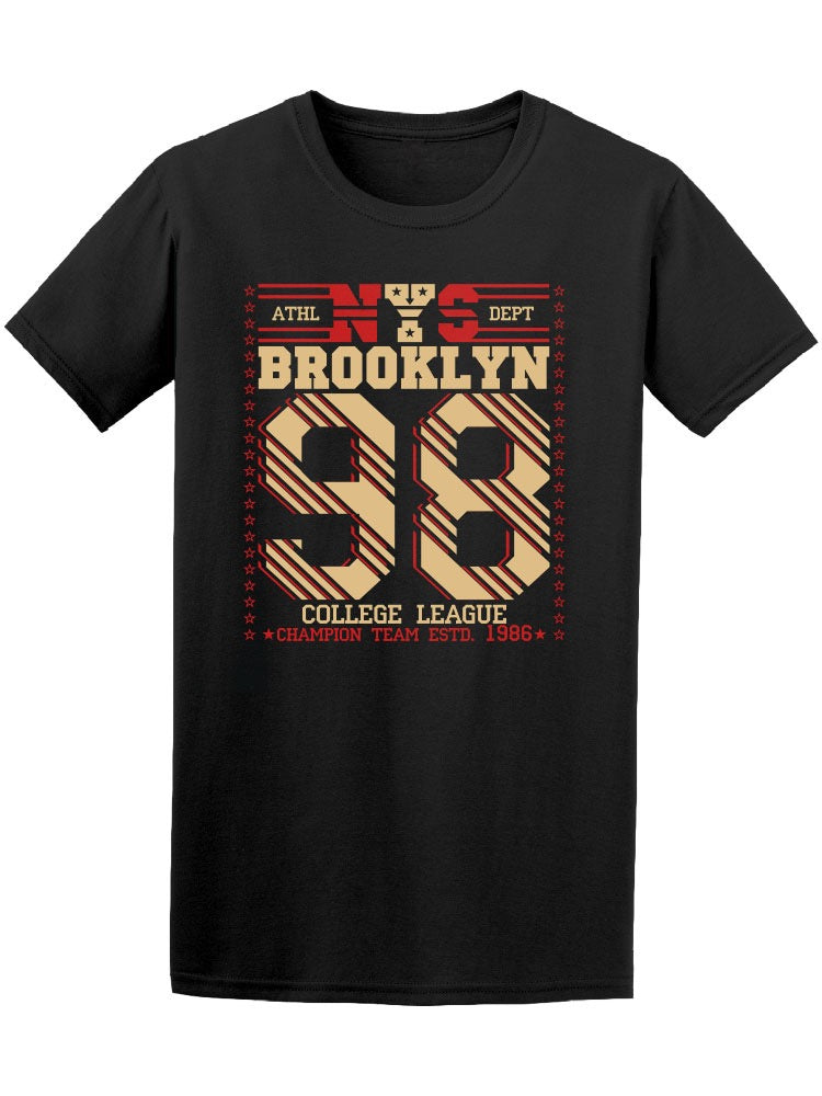 Athletic New York City 98 League Tee Men's -Image by Shutterstock