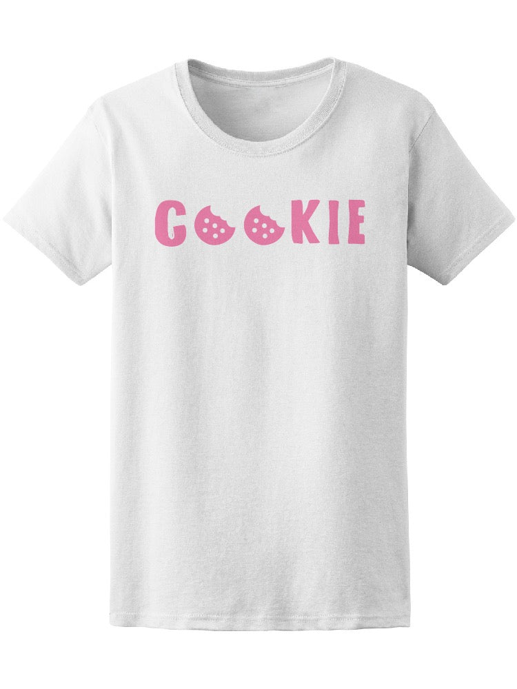 Cookie and food lovers tee women 39 s image by shutterstock for Shutterstock t shirt design