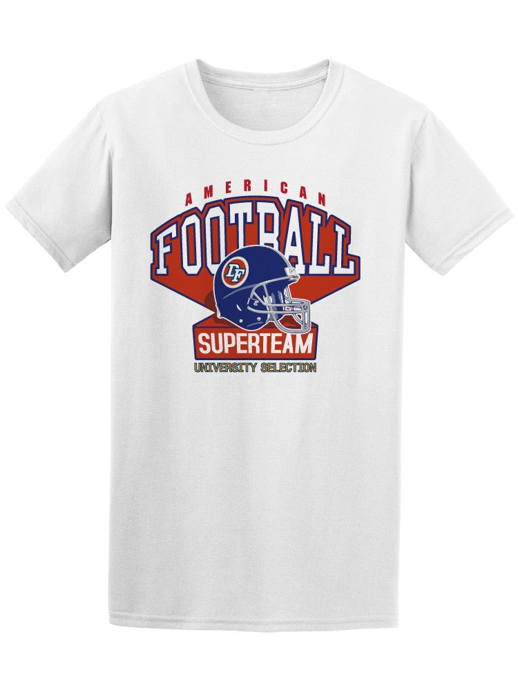 American Football Superteam Tee Men's -Image by Shutterstock