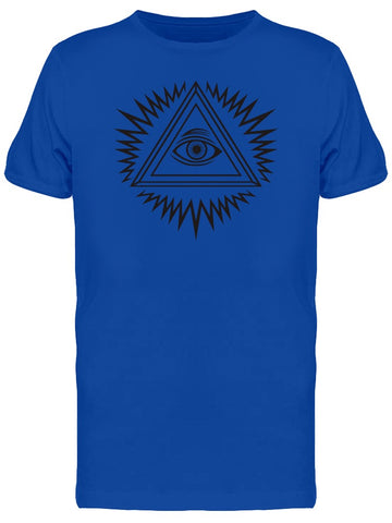 """All Seeing"" Eye Tee Men's -Image by Shutterstock"