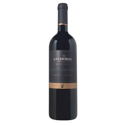Las Moras Cab-Cab Black Label N/V - 750 ml
